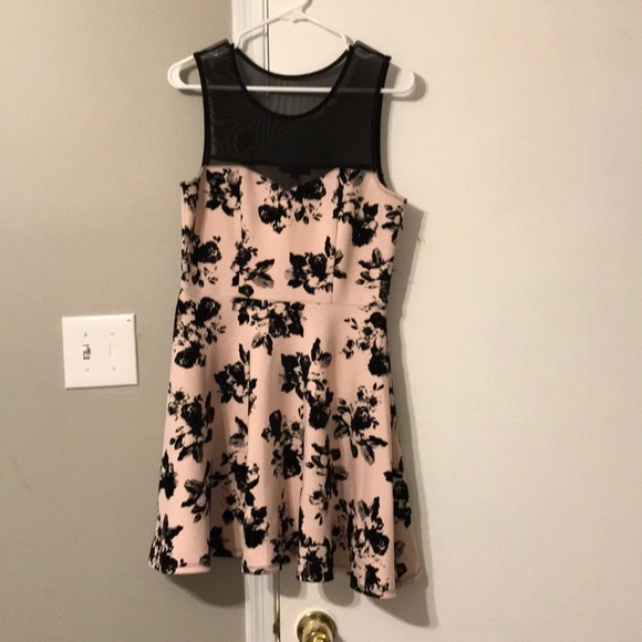 0f2689d87 Trixxi Dresses | Light Pink Floral Dress | Poshmark